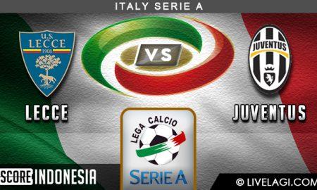 Prediksi Lecce vs Juventus