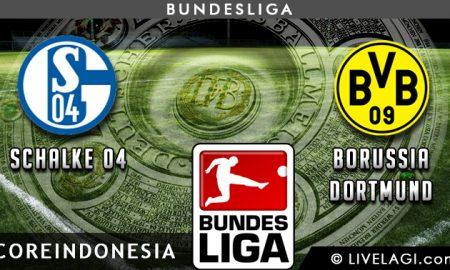 Prediksi Schalke 04 vs Borussia Dortmund