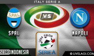 Prediksi Spal vs Napoli