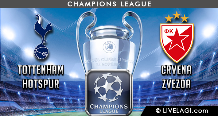 Prediksi Tottenham Hotspur vs Crvena Zvezda