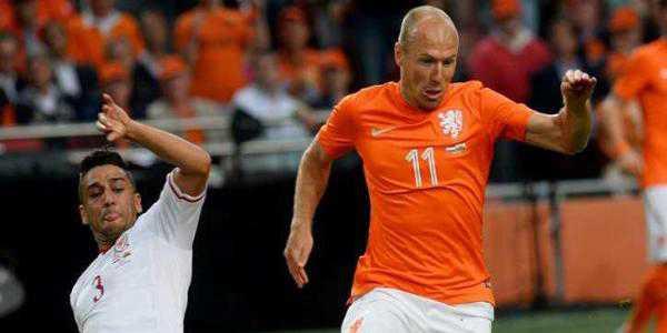 Belanda Hajar Wales 2 Gol Tanpa Balas