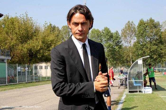 Inzaghi Punya Misi Perdana Bersama Milan