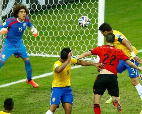 Kemenangan Brasil Terhenti Oleh Timnas Meksiko
