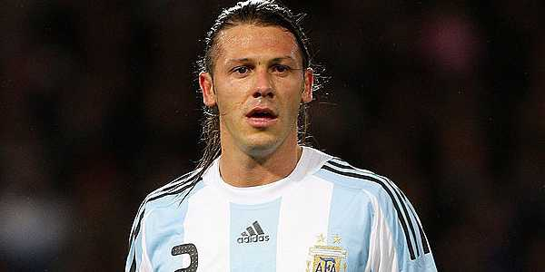 Masuk Timnas Argentina, Martin Demichelis Potong Rambut