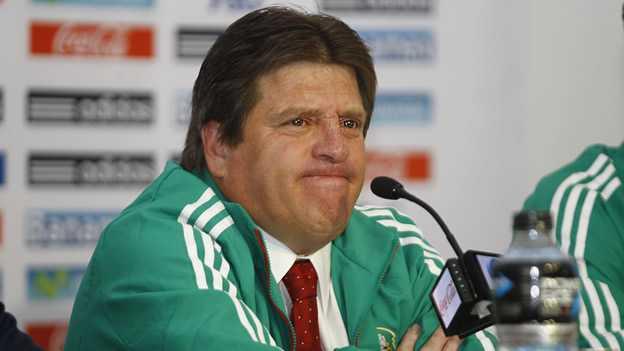 Pelatih Meksiko Puji Konsentrasi Para Pemainnya