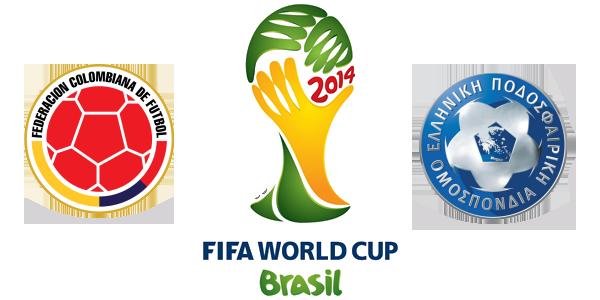 Prediksi Skor Bola Kolombia vs Yunani 14 Juni 2014