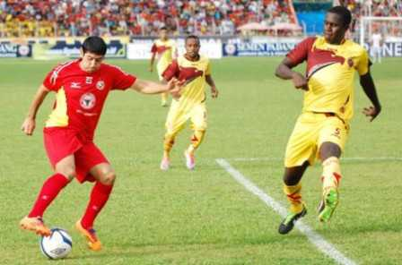 Prediksi Sriwijaya FC vs Semen Padang 11 Juni 2014 ISL