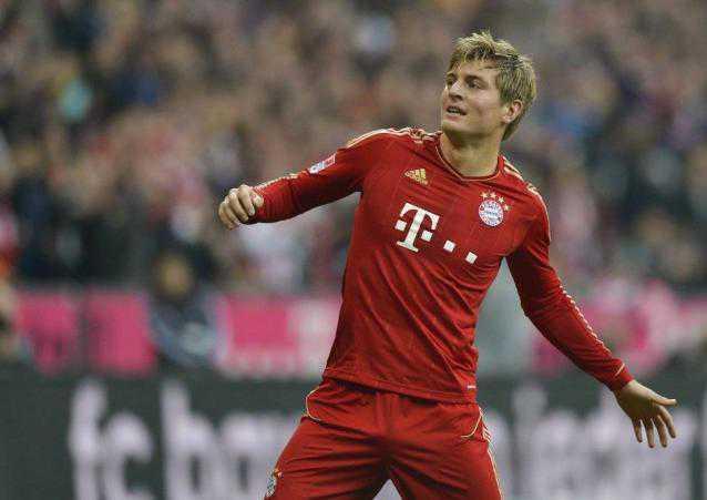 Real Madrid Beri Perhatian Pada Toni Kroos