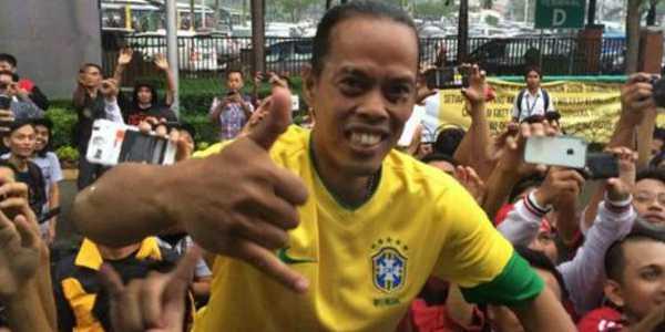 Ronaldikin Si Ronaldinho Asal Indonesia Bikin Heboh