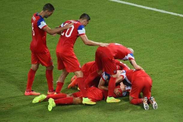 USA Kalahkan Ghana 2-1 Dengan Sangat Dramatis