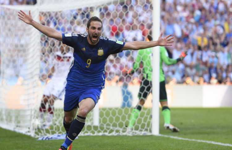 Aku Bangga Jadi Orang Argentina Ucap Higuian