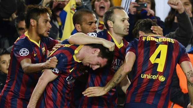 Barcelona Catat Rekor Penghasilan
