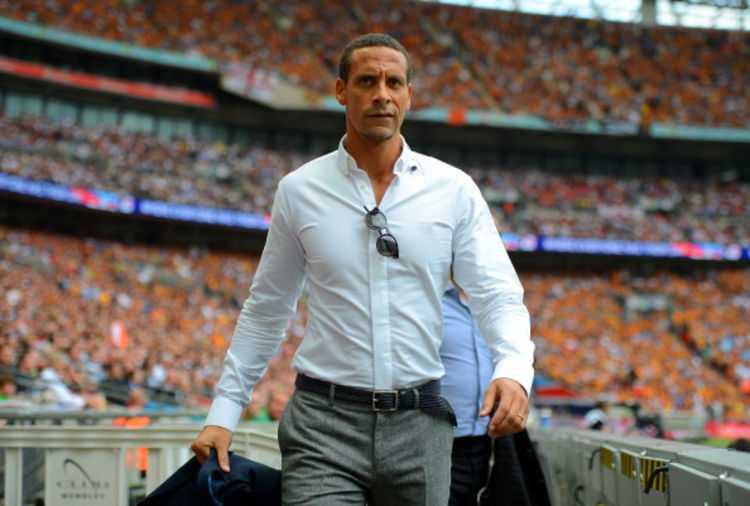 QPR Tak Hentinya Dekati Ferdinand