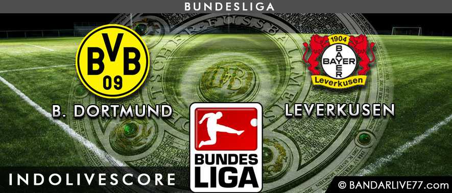 Bursa Pasar Taruhan dan Preview Borussia Dortmund vs Bayer