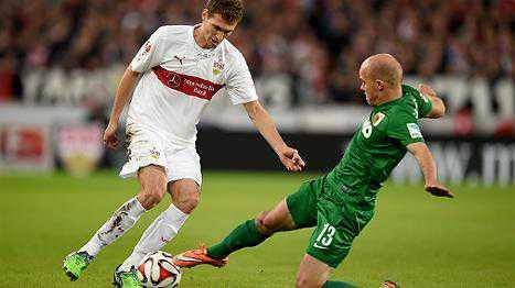 laporan-pertandingan-vfb-stuttgart-augsburg-0-1