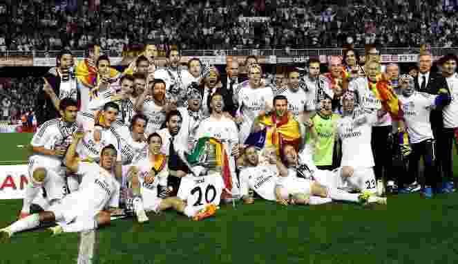 Demi Amankan Posisi Puncak Klasemen Madrid Harus Tekuk Elche