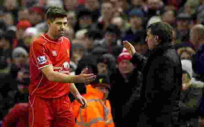 Gerrard Absen di Laga Kontra Besiktas Karena Cedera Hamstring