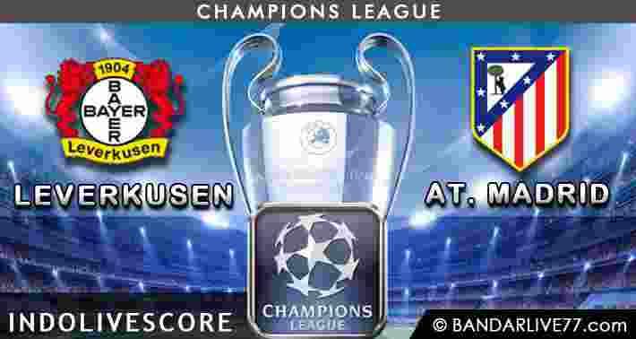 Bursa Pasar Taruhan dan Preview Bayer Leverkusen vs