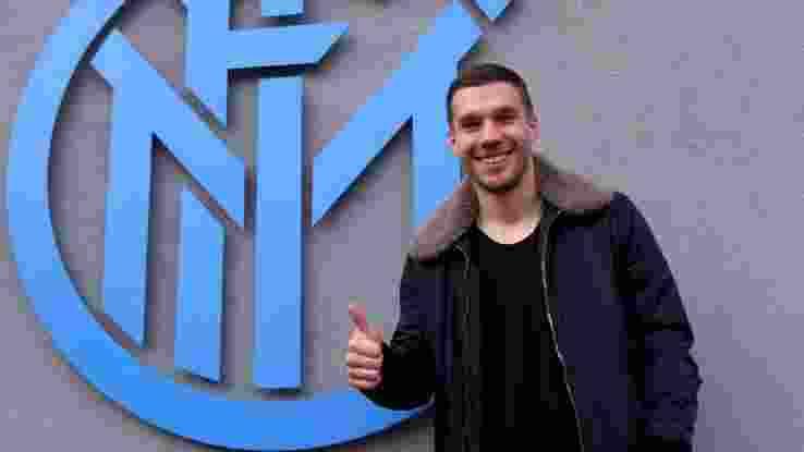 Lukas Podolski Merasa Betah Di Inter Milan