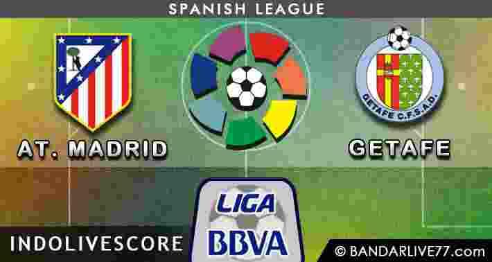 Prediksi akurat Atletico Madrid atm vs Getafe