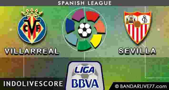 Prediksi Akurat Villarreal vs Sevilla 22 Maret 2015 Liga Spanyol