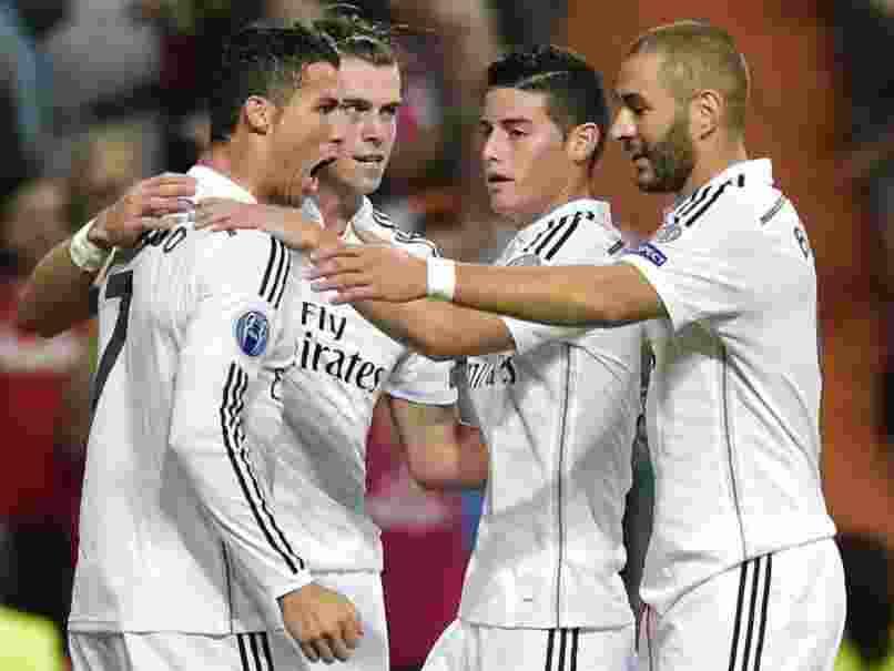Madrid Gagal Jatuhkan Atletico