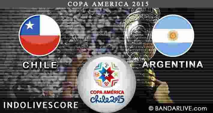 Prediksi Chile vs Argentina Final Copa America