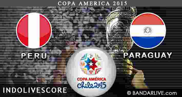 Preview Prediksi Peru vs Paraguay 04 Juli 2015 Copa America