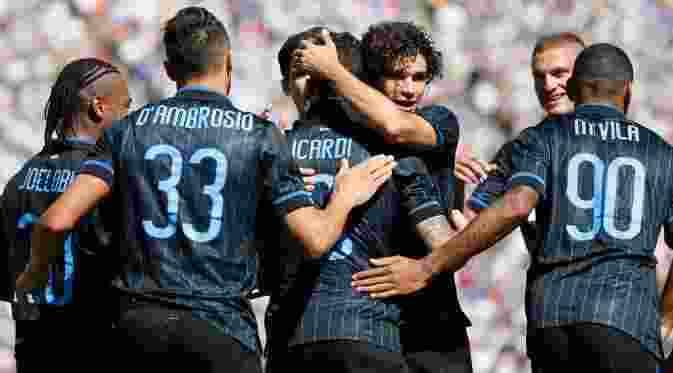 Inter Punya Target Di Musim Ini