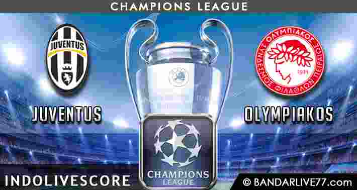 Prediksi Juventus vs Olympiakos