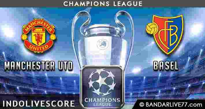 Prediksi Manchester United vs Basel