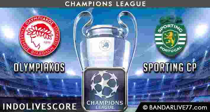Prediksi Olympiakos vs Sporting