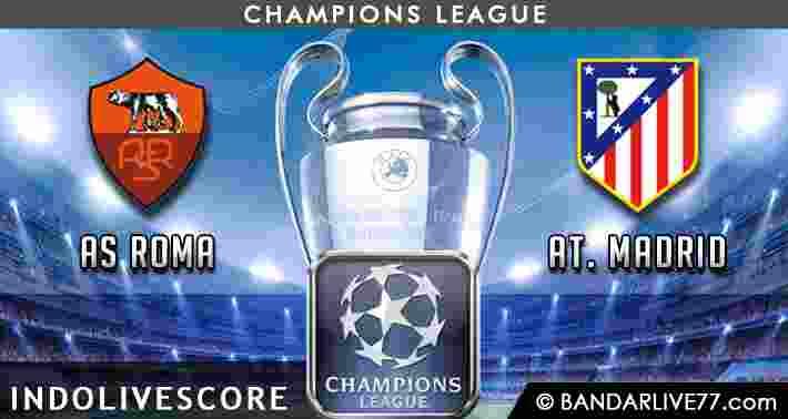 Prediksi Roma vs Atletico Madrid