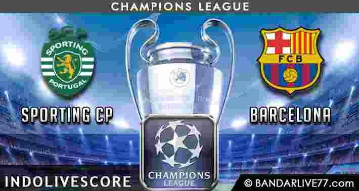 Prediksi Sporting vs Barcelona