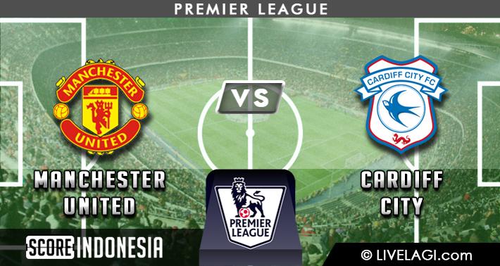 Prediksi Manchester United vs Cardiff