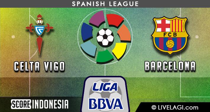 Prediksi Celta Vigo vs Barcelona