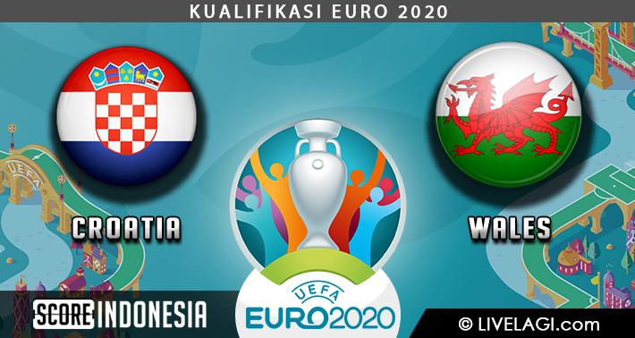 Prediksi Croatia vs Wales