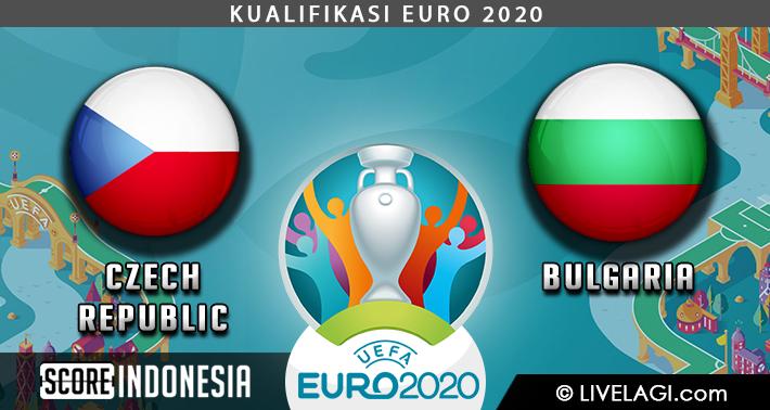 Prediksi Czech Republic vs Bulgaria