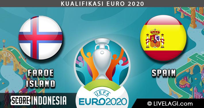 Prediksi Faroe Island vs Spain