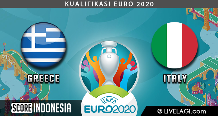 Prediksi Greece vs Italy