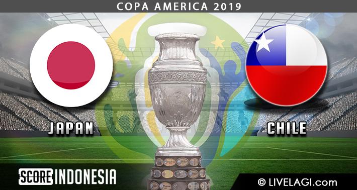 Prediksi Japan vs Chile