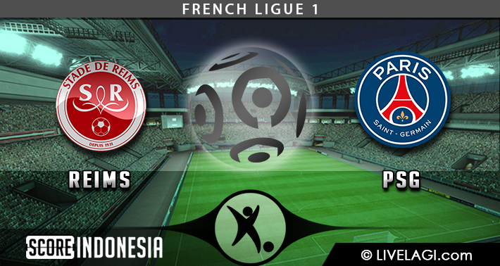 Prediksi Stade de Reims vs Paris Saint Germain