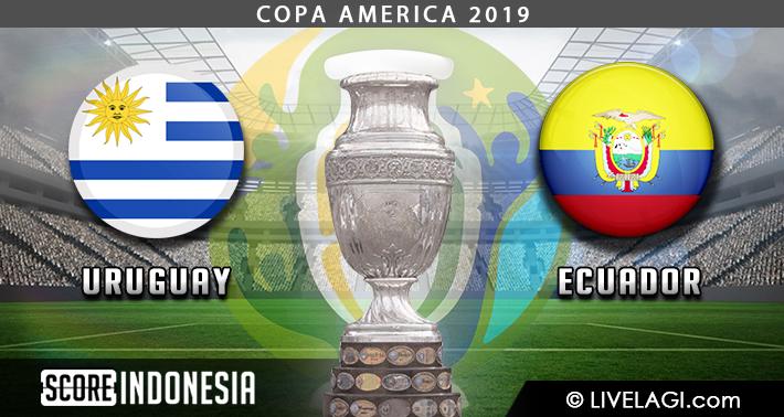 Prediksi Uruguay vs Ecuador