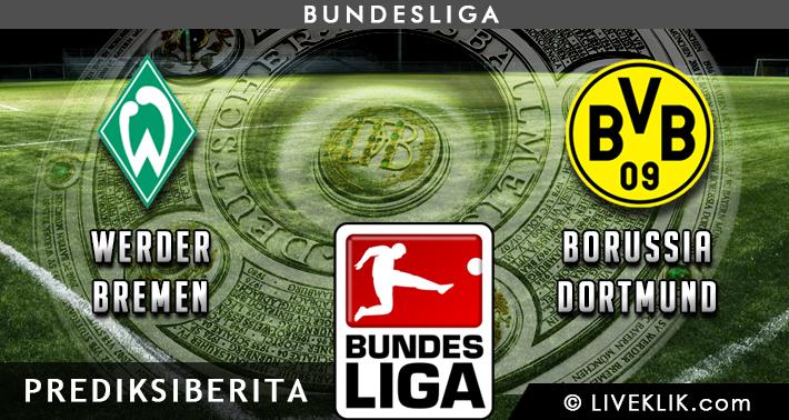 Prediksi Werder Bremen vs Borussia Dortmund
