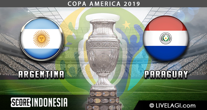 Prediksi Argentina vs Paraguay