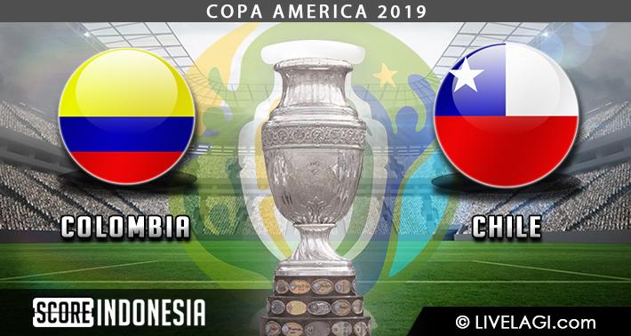 Prediksi Colombia vs Chile