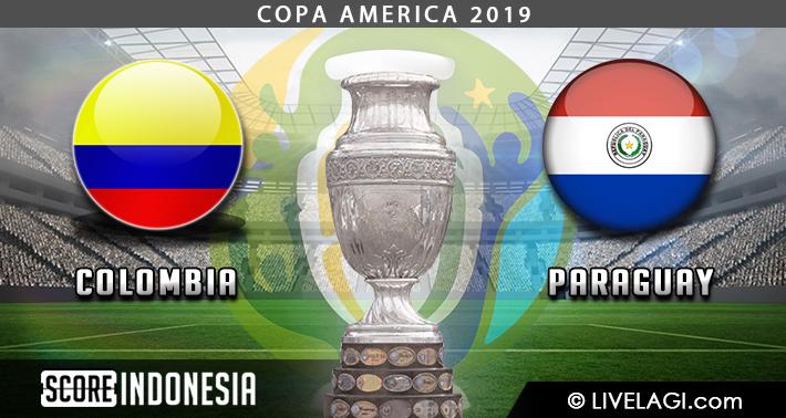 Prediksi Colombia vs Paraguay