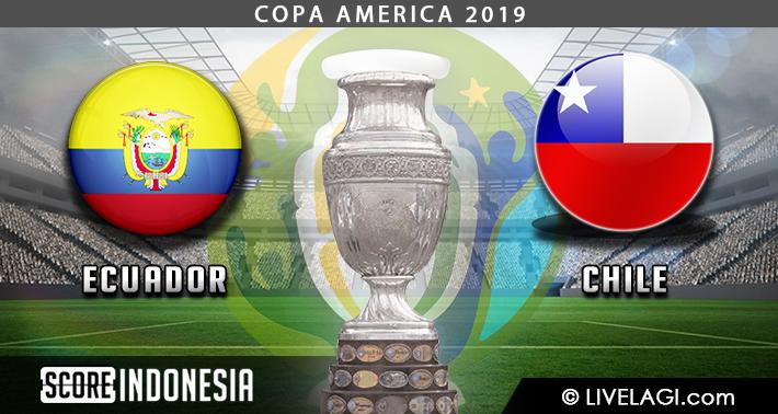 Prediksi Ecuador vs Chile