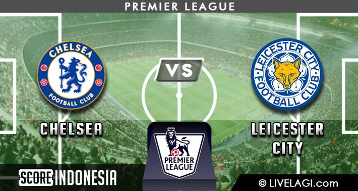 Prediksi Chelsea vs Leicester City