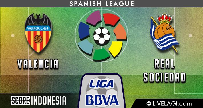 Prediksi Valencia vs Real Sociedad